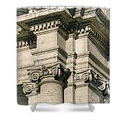 Vintage Rome Shower Curtain