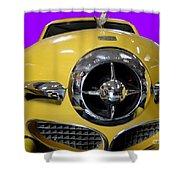 Vintage Studebaker Shower Curtain