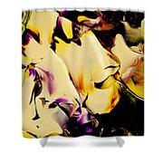 Botanical # 1212 Shower Curtain