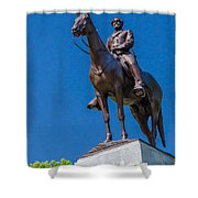 Virginia State Memorial 7d02297 Shower Curtain