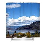 Vista 21 Shower Curtain