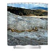 Vista 7 Shower Curtain