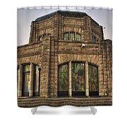 Vista House Shower Curtain