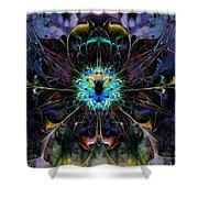 Vivacious Shower Curtain