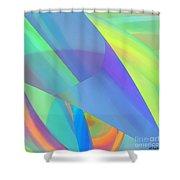 Vivacity Shower Curtain