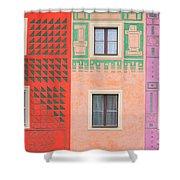 Vivid Decorations Shower Curtain