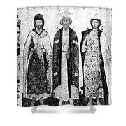 Vladimir I (956?-1015) Shower Curtain