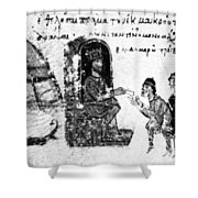 Vladimir I Envoys Shower Curtain