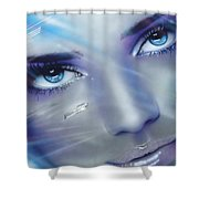 Vogue Shower Curtain