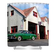 Volkswagen Karmann Ghia 1970 Shower Curtain