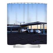 Volkswagenwerks Shower Curtain