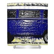 Volkswagon Microbus Shower Curtain