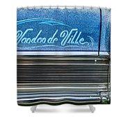 Voodoo De Ville Shower Curtain