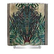Voodoo Moss Shower Curtain
