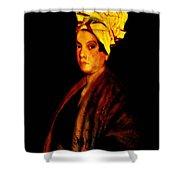 Voodoo Queen - Marie Laveau Shower Curtain