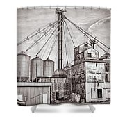 Voyces Mill Shower Curtain