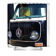 Vw Van Shower Curtain