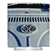 Vw Volkswagen Bug Beetle Shower Curtain
