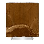 W Terra Shower Curtain