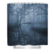 Waccasassa River Shower Curtain