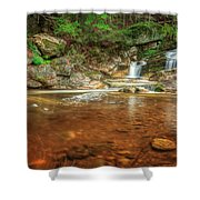 Wading Pool Shower Curtain
