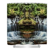 Wagner Twins Shower Curtain