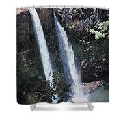 Wailua Waterfall  Shower Curtain