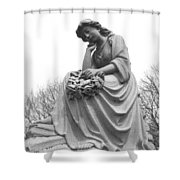 Waiting For Eternity Shower Curtain