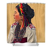 Waiting To Dance Shower Curtain