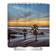 Wake Up For Sunrise In California Shower Curtain