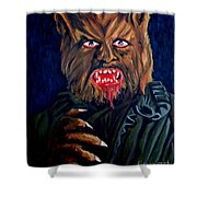 Waldemar Daninsky Shower Curtain