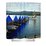 Walkway 6742 Shower Curtain