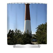 Walkway To Barnegat Light Shower Curtain