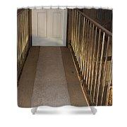 Walkway Upstairs Shower Curtain