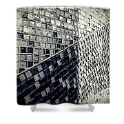 Wall No.26 Shower Curtain