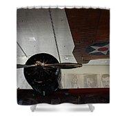 Wall Of Great Aviators Shower Curtain