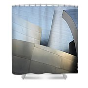 Walt Disney Concert Hall 1 Shower Curtain