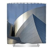 Walt Disney Concert Hall 14 Shower Curtain
