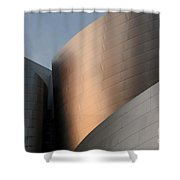 Walt Disney Concert Hall 15 Shower Curtain