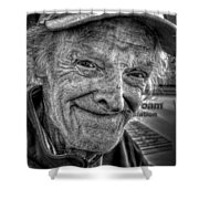 Walter Large Shower Curtain