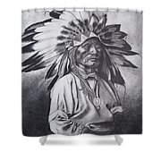 Wanduta Shower Curtain