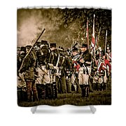 War Of 1812 Shower Curtain