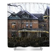 Warm Springs Avenue Home Series 1 Shower Curtain