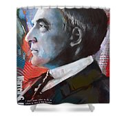 Warren G. Harding Shower Curtain
