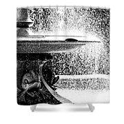 Wascana-156 Shower Curtain