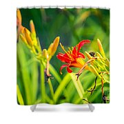 Wascana-82 Shower Curtain