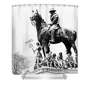 Wash D.c. 1979 Shower Curtain
