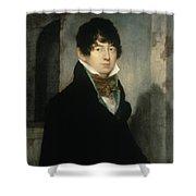Washington Allston (1779-1843) Shower Curtain
