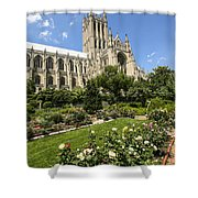 Washington Cathedral 3 Shower Curtain
