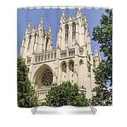 Washington Cathedral 5 Shower Curtain